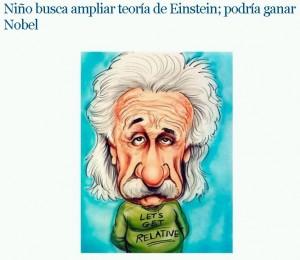 Niño Einstein