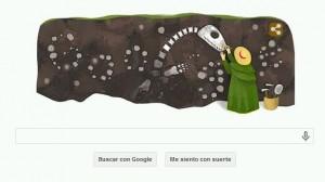GooglePaleontóloga