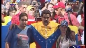 Hijos Nicolás Maduro